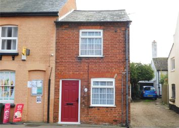 Thumbnail 2 bed end terrace house for sale in Mill House Cottage High Street, Great Oakley, Harwich, Essex