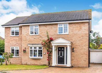 Thumbnail 5 bed detached house for sale in Robertsbridge Walk, Carlton Colville, Lowestoft