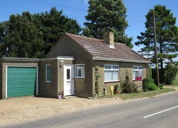 Thumbnail 3 bedroom detached bungalow for sale in School Road, Runcton Holme, King's Lynn