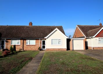 Thumbnail 2 bed semi-detached bungalow for sale in Rye Close, Ipswich