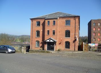 Thumbnail 2 bedroom flat to rent in Shade Mill, Belle Vue, Leek, Staffordshire