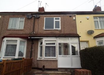 Thumbnail 2 bed terraced house for sale in Torcross Avenue, Wyken, Coventry, West Midlands