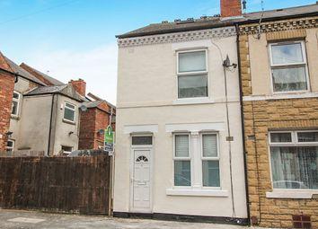 Thumbnail 2 bed terraced house for sale in Hudson Street, Nottingham