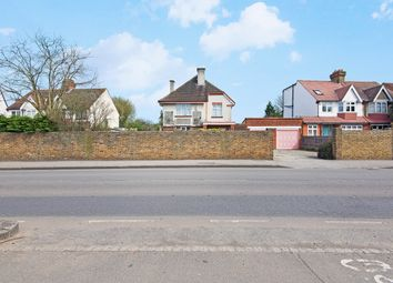 Thumbnail 3 bed detached house for sale in Coombe Lane, London