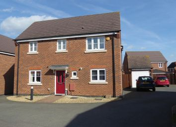 Thumbnail 3 bed detached house for sale in Ross Drive, Stamford
