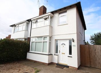 Thumbnail 3 bed semi-detached house to rent in Main Road, Hallow, Worcester