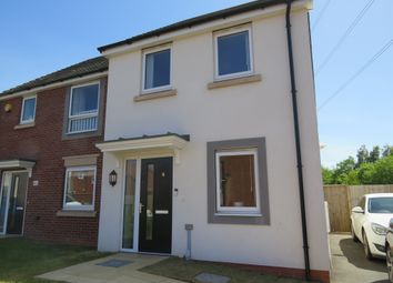 Thumbnail 2 bed semi-detached house for sale in Haling Way, Cannock