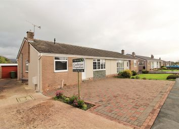 Thumbnail 3 bed semi-detached bungalow for sale in Glebe Road, Appleby, Cumbria