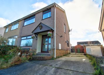 4 bed semi-detached house for sale in Heol Will George, Waunarlwydd, Swansea SA5
