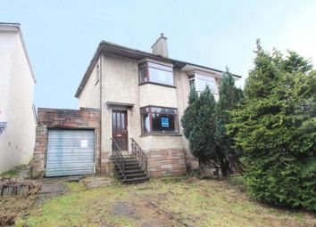 2 bed semi-detached house for sale in Viewfield Drive, Garrowhill, Glasgow, Lanarkshire G69