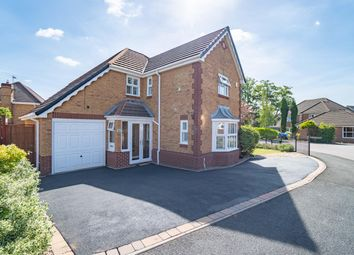 Thumbnail 4 bed detached house for sale in Breamore Crescent, Dudley