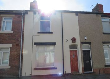 Thumbnail 2 bed terraced house for sale in Belk Street, Hartlepool