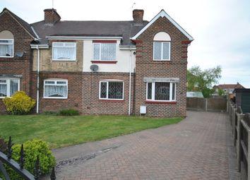 Thumbnail 3 bed semi-detached house for sale in Monckton Road, Bircotes, Doncaster