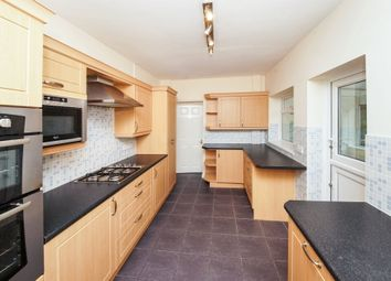 Thumbnail 4 bedroom end terrace house for sale in Newstead Road, Weymouth