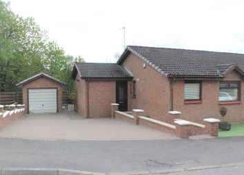 Thumbnail 2 bed semi-detached bungalow for sale in Drumglass View, Kilsyth, Glasgow