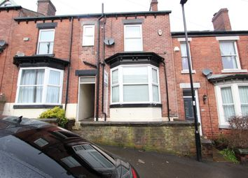 4 bed terraced house to rent in Hunter House Road, Sheffield S11