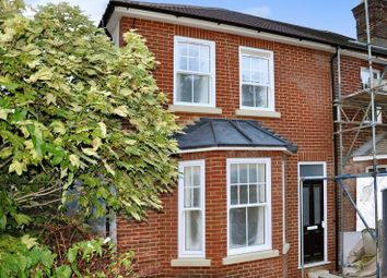 Thumbnail 2 bed semi-detached house for sale in Povey Cross Road, Hookwood, Horley
