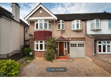 Thumbnail 5 bedroom semi-detached house to rent in Oldfield Road, Hampton, Middx.