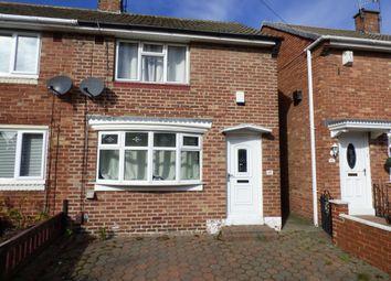 Thumbnail 2 bedroom semi-detached house for sale in Arundel Road, Sunderland