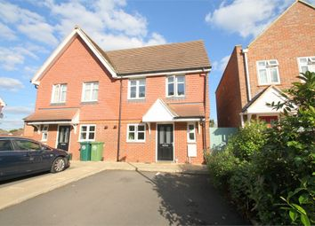 Thumbnail 3 bed semi-detached house for sale in Edinburgh Drive, Staines-Upon-Thames, Surrey