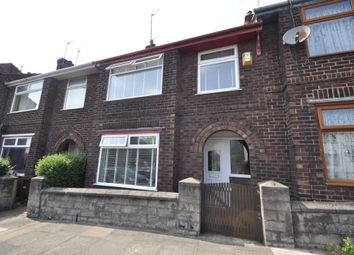 Thumbnail 3 bed terraced house for sale in Mill Lane, Wallasey