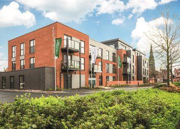 Thumbnail 2 bed flat for sale in Cross Keys, Lichfield