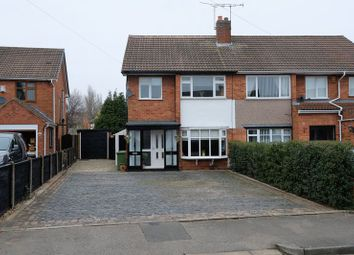 Thumbnail 3 bed semi-detached house for sale in Stonewell Crescent, Nuneaton