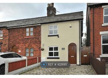 Thumbnail 2 bed terraced house to rent in Hill Top Road, Acton Bridge, Northwich