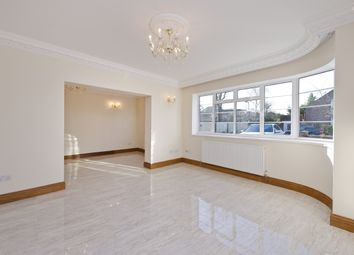 Thumbnail 5 bed detached house to rent in Ashbourne Road, Ealing, London