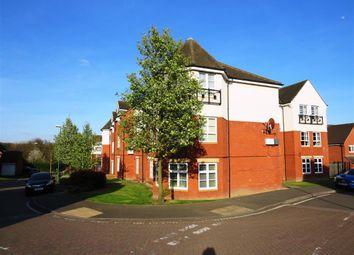 Thumbnail 2 bedroom flat to rent in Wavers Marston, Marston Green, Birmingham