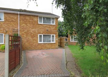Thumbnail 3 bedroom semi-detached house for sale in Priors Close, Rushden