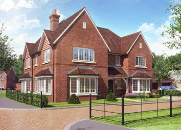 "Thumbnail 5 bed detached house for sale in ""The Robin"" at Dollicott, Haddenham, Aylesbury"