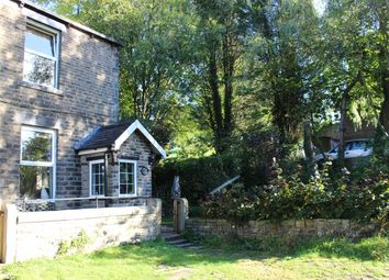 Thumbnail 3 bed cottage for sale in Thorncliffe Vale, Hollingworth, Hyde