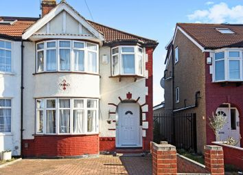 Thumbnail 3 bed terraced house for sale in Stanley Avenue, Greenford