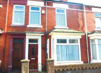 Thumbnail 2 bed terraced house for sale in Lansdowne Road, Hartlepool