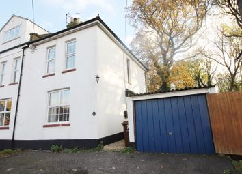 Castle Street, Upnor, Rochester ME2. 3 bed property for sale