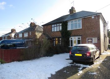 Thumbnail 3 bedroom semi-detached house for sale in Common Road, Kensworth, Dunstable
