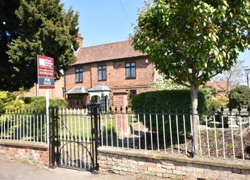 Thumbnail 4 bed detached house for sale in Main Street, Sutton-On-Trent, Newark