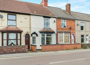 Thumbnail 2 bed terraced house for sale in Lowgates, Staveley, Chesterfield