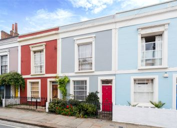 Thumbnail 3 bedroom terraced house for sale in Leverton Street, Kentish Town, London