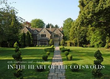 Thumbnail 6 bed semi-detached house to rent in Near Tetbury, Cotswolds, Gloucestershire