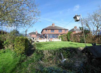 Thumbnail 3 bedroom semi-detached house for sale in Royden Avenue, Hanley, Stoke-On-Trent