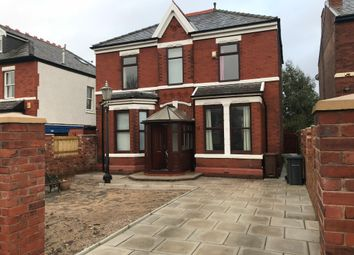 Thumbnail 4 bed detached house for sale in Oak Street, Southport