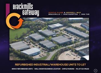 Thumbnail Light industrial to let in 1 Scotia Close, Brackmills, Northampton