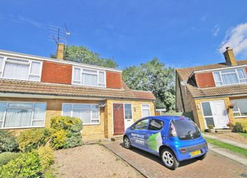 Thumbnail 5 bedroom semi-detached house to rent in Westgate Court Avenue, Canterbury
