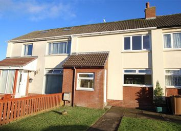 Thumbnail 2 bed terraced house for sale in Beithglass Avenue, Skelmorlie, North Ayrshire