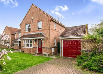 Thumbnail 4 bed detached house for sale in Clover Lay, Rainham, Gillingham