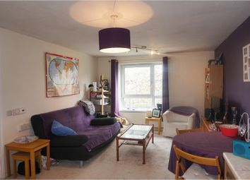 Thumbnail 1 bedroom maisonette for sale in Swallow Close, New Cross