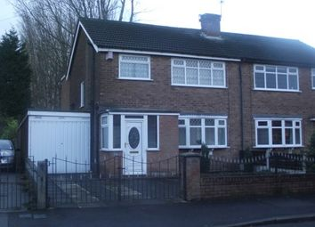 Thumbnail 3 bedroom semi-detached house to rent in Failsworth, Manchester