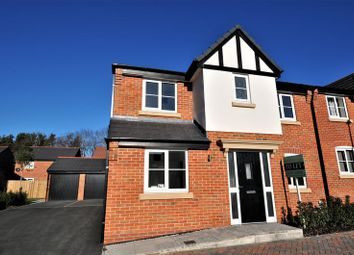 Thumbnail 4 bed property to rent in Severn Way, Holmes Chapel, Crewe